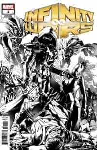 Infinity Wars #1 Second Printing