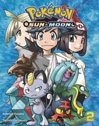 Pokemon GN Sun and Moon V2
