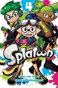 Splatoon Manga GN V4