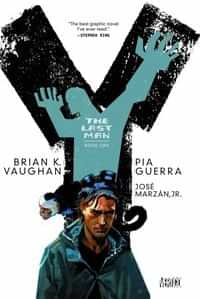 Y the Last Man TP Deluxe Edition V1