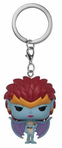 Pocket Pop Gargoyles Keychain Demona
