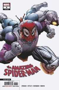 Amazing Spider-Man #4 Second Printing