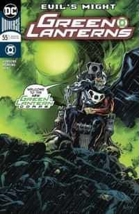 Green Lanterns #55 CVR A