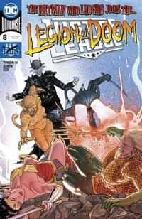 Justice League #8 CVR A