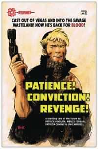 Patience Conviction Revenge #1 CVR B Hack