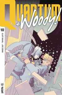 Quantum and Woody #10