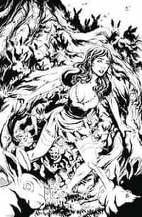 Revenge of Wonderland #3 CVR B Otera
