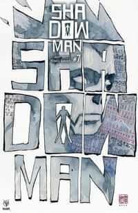 Shadowman #7 CVR B Mack