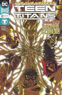 Teen Titans #22 CVR A