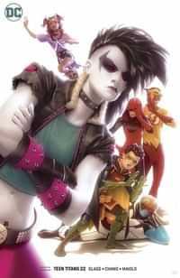 Teen Titans #22 CVR B