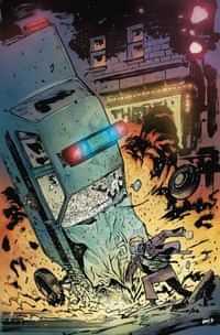 Terminator Sector War #2 CVR B