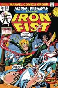 True Believers One-Shot Iron Fist By Thomas and Kane