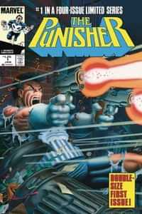 True Believers One-Shot Punisher By Grant and Zeck