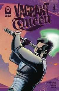 Vagrant Queen #4 CVR B Smith