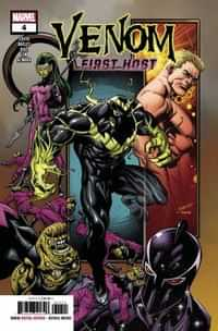 Venom First Host #4
