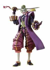 DC SHFiguarts AF Ninja Batman Joker Demon King