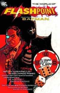 Flashpoint TP Batman