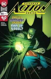 Action Comics #1003 CVR A Gleason
