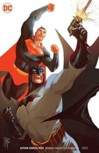 Action Comics #1003 CVR B Manapul