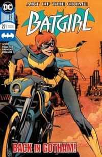 Batgirl #27 CVR A