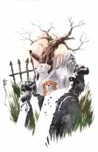 Beasts of Burden Wise Dogs And Eldritch Men #2 CVR B