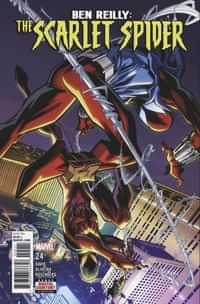 Ben Reilly Scarlet Spider #24