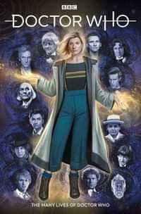 Doctor Who 13th #0 CVR A