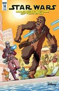 Star Wars Adventures #14 CVR A Mauricet