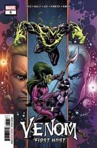 Venom First Host #5