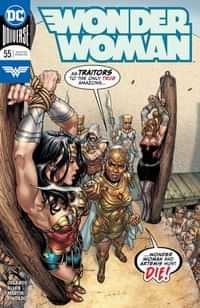 Wonder Woman #55 CVR A