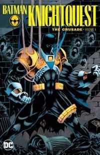 Batman TP Knightquest the Crusade