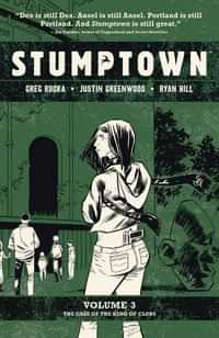 Stumptown TP Case of King of Clubs