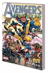 Avengers TP Avengers Forever