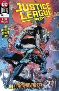 Justice League #9 CVR A