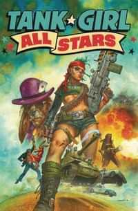 Tank Girl All Stars #4 CVR B Staples