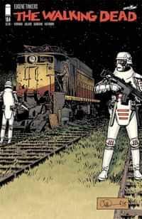 Walking Dead #184 CVR A Adlard