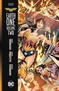 Wonder Woman HC Earth One V2