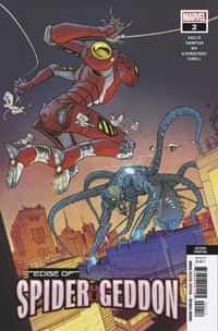 Edge of Spider-Geddon #2 Second Printing