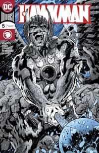 Hawkman #5 CVR A Foil