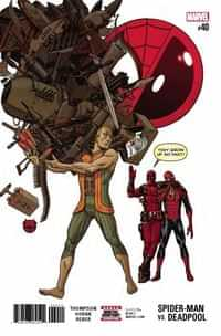 Spider-Man Deadpool #40