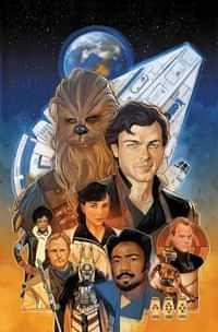 Star Wars Solo Adaptation #1