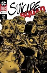 Suicide Squad #47 CVR A Foil