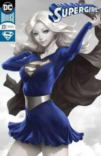Supergirl #23 CVR A Foil