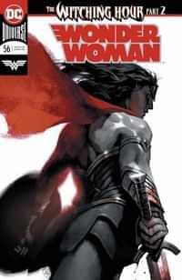 Wonder Woman #56 CVR A Foil
