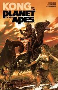 Kong on Planet of the Apes TP