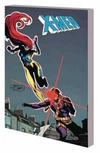 X-Men TP Cyclops and Phoenix Past and Future