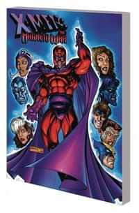X-Men TP Magneto War