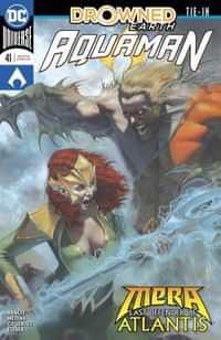 Aquaman #41 CVR A