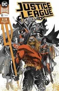Justice League #10 CVR A Foil
