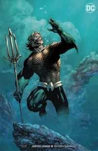 Justice League #10 CVR B